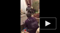 Опубликовано видео репетиции Кадырова и Галустяна