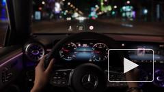 Mercedes-Benz отзывает в России 92 автомобиля