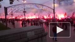 Украинские националисты в Киеве пришли с требованиями к офису президента