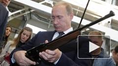 Экспорт российского вооружения за первое полугодие составил $6,5 млрд