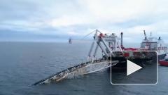 """Американцы подготовили санкции против строителей """"Северного потока-2"""""""