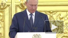 Путин сообщил о регистрации второй вакцины от коронавируса