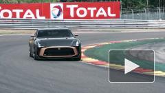 Суперкар Nissan GT-R получит гибридный силовой агрегат