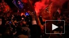 В Египте полицейские убили двух демонстрантов требовавших мести за погибших на стадионе Порт-Саид