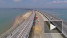 В Киеве пообещали ответить на запуск поездов по Крымскому мосту