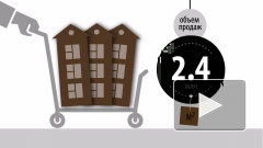 Спрос на первичном рынке недвижимости в Петербурге достиг докризисных показателей
