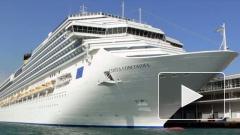 У берегов Италии произошла катастрофа лайнера Costa Concordia. Восемь пассажиров погибли