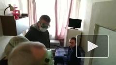 Минздрав Украины запретил передавать продукты эвакуированным из Китая