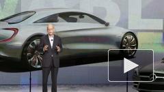 Mercedes-Benz показал систему управления автомобилей будущего