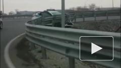 Владивосток: Сотрудники ДПС попали в аварию преследуя нарушителя