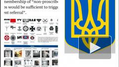 Украина потребовала от Великобритании извинился за экстремистский трезубец