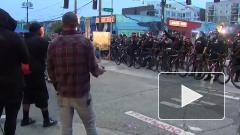 """Полицейские Сиэтла начали разгон протестующих в """"автономной зоне"""""""
