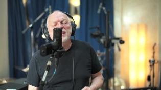 Дэвид Гилмор работает над новым синглом
