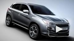 В России продажи кроссовера Peugeot 4008 начнутся уже в апреле 2012 года