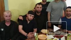 В сети нашлись фото с застолья в колонии с участием убийцы Немцова