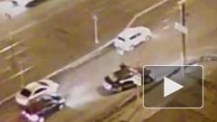 В Красноярске водитель сбил пешехода, посадил в машину и увез