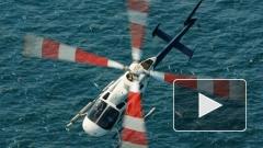 Разбился очередной вертолет Bell-407