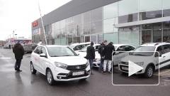 АвтоВАЗ может прекратить выпуск хэтчбека LADA XRAY с мотором Nissan
