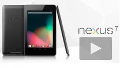 Google представил свой первый планшетник Nexus 7