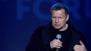 Соловьев выгнал из студии экс-депутата Верховной рады