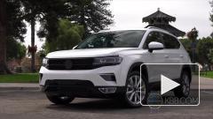 Volkswagen представил новый кроссовер Taos