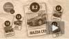 Угонщикам Москвы больше всего полюбилась Mazda СХ9