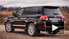 Обновленный Toyota Land Cruiser 200 обойдется россиянам в 3,3 млн рублей