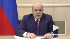 Глава правительства уверен, что Россия еще не прошла пик распространения коронавируса