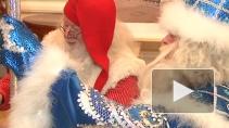Гном Юлениссен и  Дед Мороз открыли череду рождественских праздников