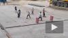 Строители провели первый футбольный матч на «Зенит-Арене...