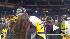 Жена хоккеиста Евгения Малкина рассказала о травле мужа из-за получения гражданства США