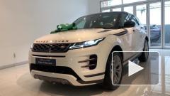 Кроссовер Range Rover Evoque получил новый гибридный мотор