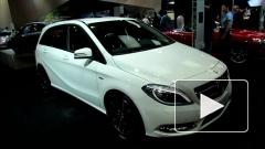 Базовая версия Mercedes B-class стоит от 1,05 млн рублей