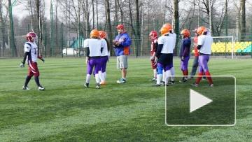 Тренировочный лагерь женской сборной России