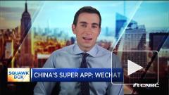 Жители Китая готовы отказаться от iPhone в пользу WeChat