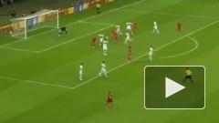 Первый тайм матча Польша-Россия на Евро-2012 закончился со счетом 0:1
