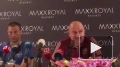 Василий Березуцкий станет капитаном сборной России по футболу