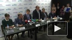 Пресс-конференция о выходе ОАО «Метрострой» на достройку «Зенит-Арены»