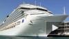 У берегов Италии катастрофа лайнера с 3000 пассажиров