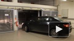 В Петербурге появится самый крупный автоматический паркинг