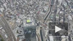 Самая высокая в мире токийская телебашня приняла первых посетителей