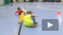 """Футбол для малышей: в """"Зенит"""" с детсадовской скамьи"""