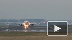 Sukhoi Superjet совершил аварийную посадку в аэропорту Внуково