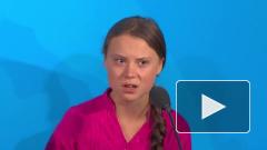 Меркель раскритиковала выступление в ООН 16-ти летней Греты Тунберг
