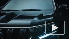 Внедорожник Toyota Land Cruiser получит спортивную версию GR