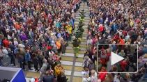 Главное театральное событие года: в Петербурге открылась Международная театральная олимпиада