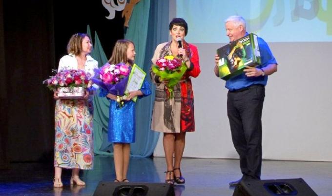 София Грибовская победитель конкурса вокалистов в гостях у эльфов выборг