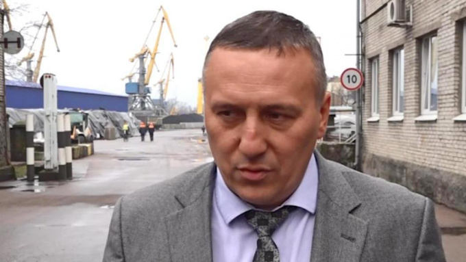 Владимир Рошкович, зам.главы администрации Выборгского района