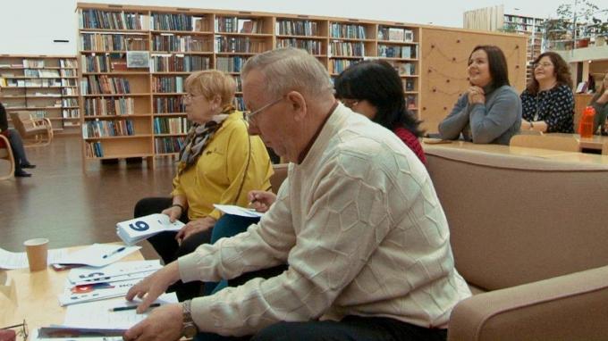 Выборжцы в четвертый раз приняли участие в Чемпионате России по чтению вслух Открой Рот