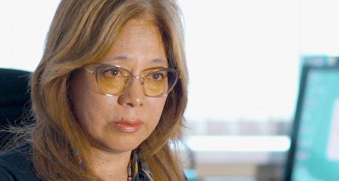 Елена Рулева, уполномоченный по защите прав предпринимателей в Ленинградской области